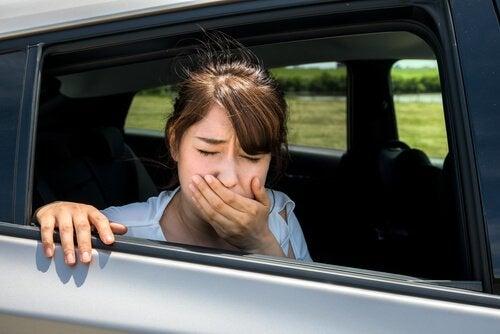 Comment éviter le mal des transports