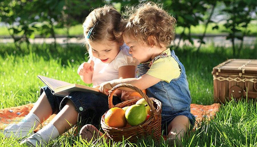 Les compétences sociales sont importantes pour apprendre à partager et à développer une empathie.