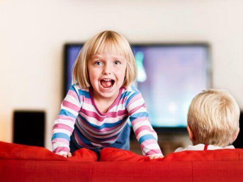 Les causes de l'hyperactivité chez les enfants