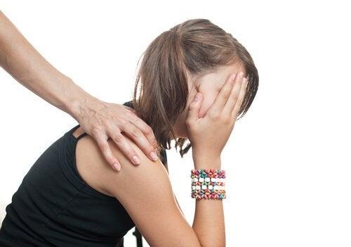 Les problèmes d'estime de soi chez les adolescents