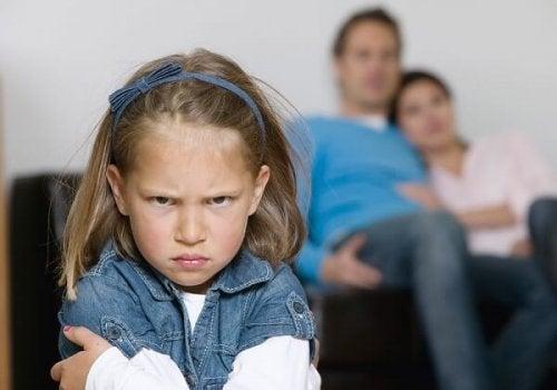 Les enfants qui méprisent leurs parents