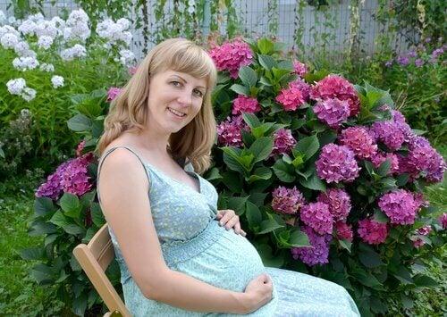 Des robes pour la grossesse