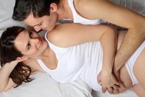 Les relations sexuelles pendant la grossesse