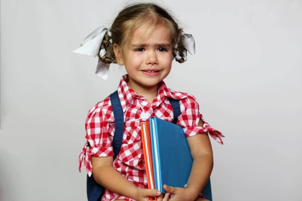 Lorsque votre enfant commet une erreur, il ne faut pas agir dans la colère et les réprimandes, cela ne fera rien de bon.