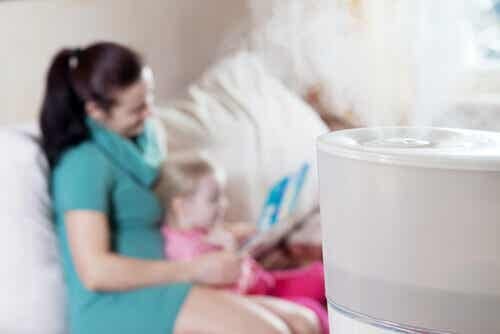 L'humidificateur pour votre bébé : pourquoi est-il si important ?