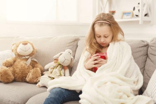 5 remèdes naturels dangereux pour les enfants