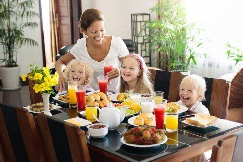 4 jus de fruits pour les enfants