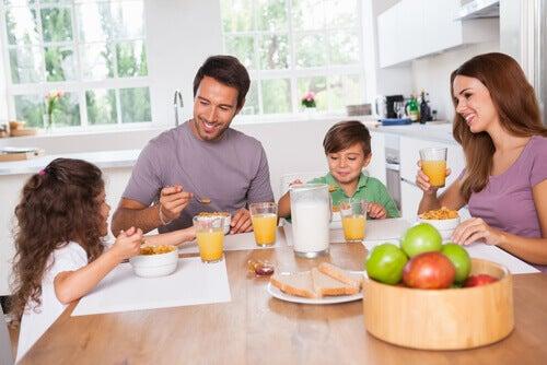 Quelques idées de petit déjeuner nutritif pour les enfants
