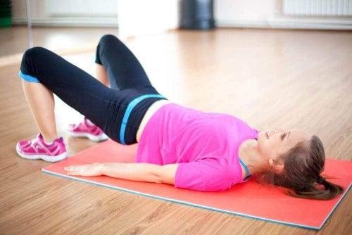 faire du sport après l'accouchement
