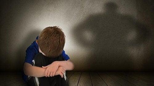 Enfants maltraités par leurs parents