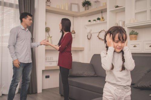L'infidélité les enfants victimes secondaires