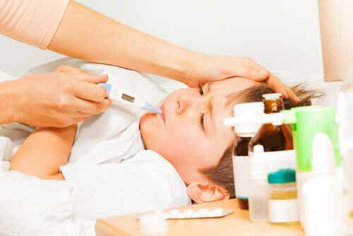 Ibuprofène pour les enfants : peut-on leur en donner ?