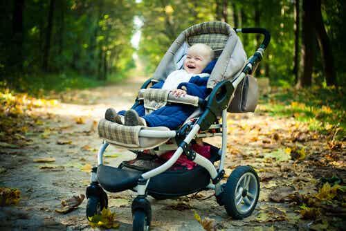 Poussette pour bébé : conseils et considérations