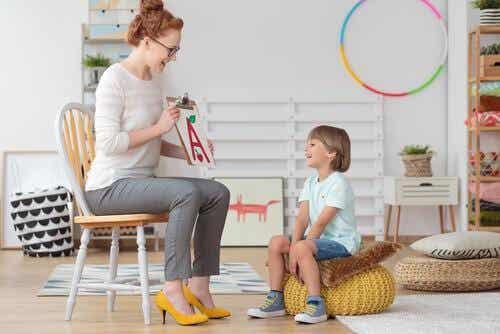 La dysphasie infantile