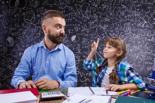 Enfants surdoués : qualités et éducation