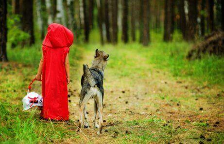 5 enseignements du conte le Petit Chaperon Rouge