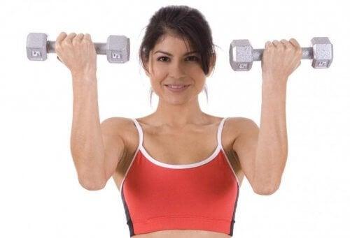 Les exercices pour muscler le ventre peuvent se faire à la maison ou dans une salle de gym;