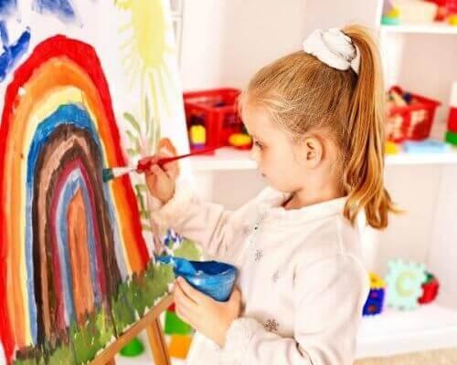 L'importance de l'art existe depuis qu'il y a des êtres humains sur terre, cela lui donne une dimension spirituelle.