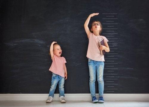 Jusqu'à quel âge les filles grandissent ?