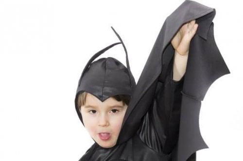 L'effet Batman sur les enfants : comment cela les affecte-il ?