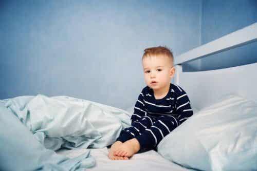 Les troubles du sommeil les plus courants chez les enfants
