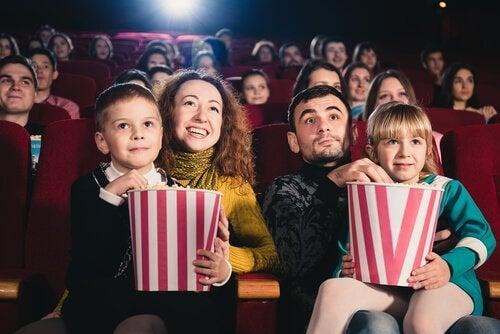 Le cinéma pour enfants permet de passer un bon moment en famille et d'apprendre de nouvelles valeurs.