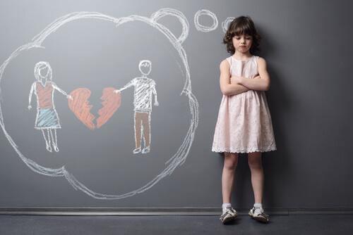 Désintégration familiale : modalités et effets sur les enfants