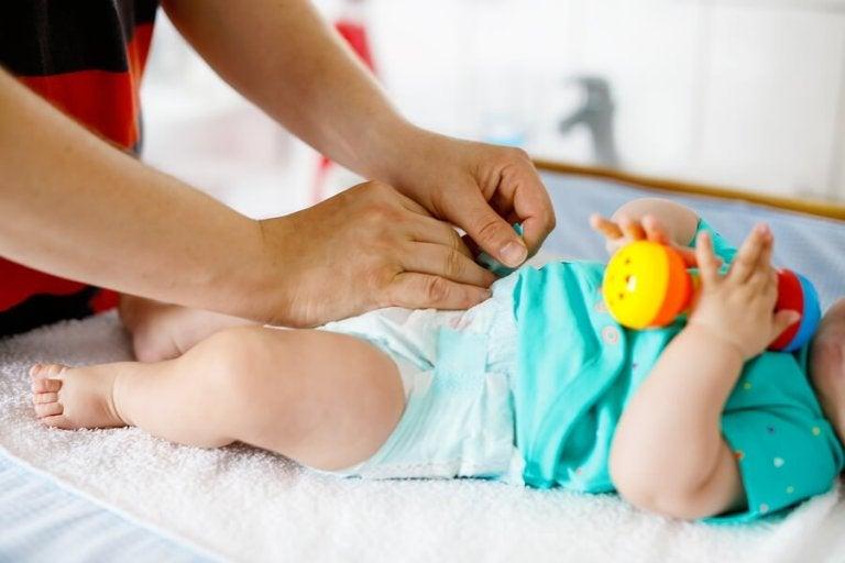 Quand doit-on changer la couche du bébé ?