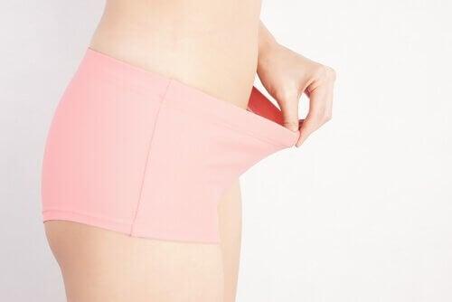 Pour optimiser une bonne hygiène du vagin pendant la grossesse, il est indispensable de porter des sous-vêtements en coton.