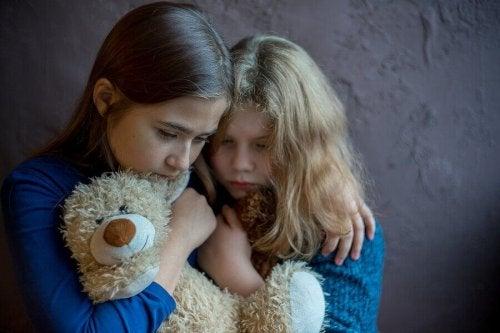 L'impact de la violence domestique sur les enfants