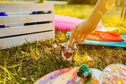 Comment stimuler la créativité chez les enfants