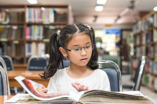 les enfants surdoués lisent beaucoup