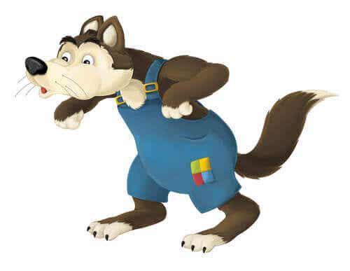 La figure du loup dans les contes pour enfants
