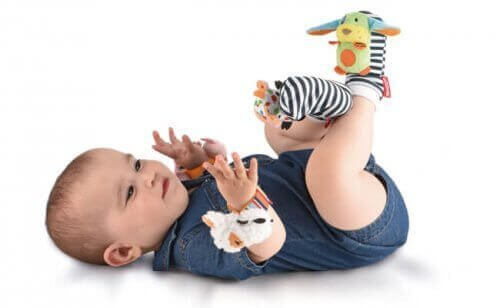 jouets pour nouveau-né