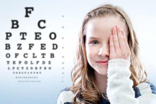L'astigmatisme chez les enfants