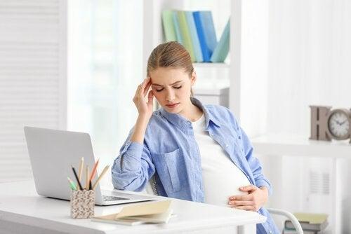 Les conséquences du stress pendant la grossesse