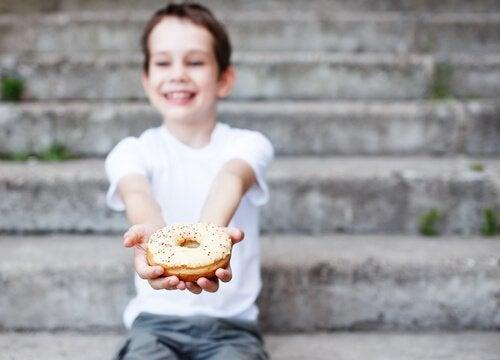 desserts sans chocolat pour les enfants