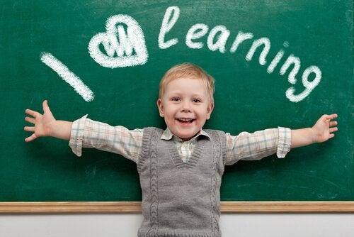 sentiment d'auto-efficacité chez les enfants