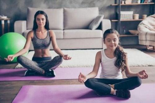 Les exercices de respiration pour enfant
