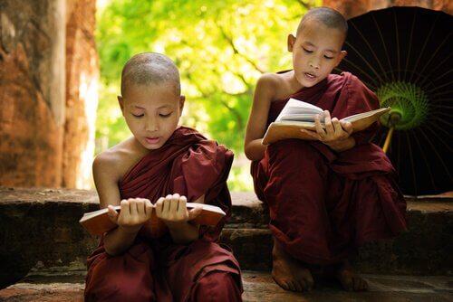 3 contes bouddhistes pour enfants