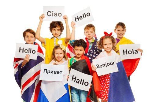 apprendre deux langues en même temps