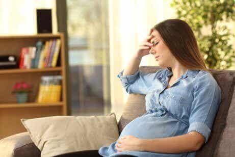 5 facteurs de l'anxiété pendant la grossesse