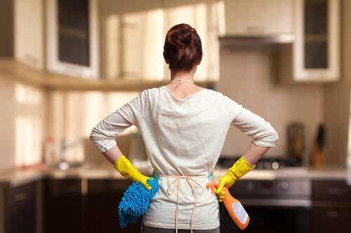 Je fais le choix d'être femme au foyer