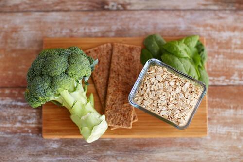 Consommer des aliments riches en fibres