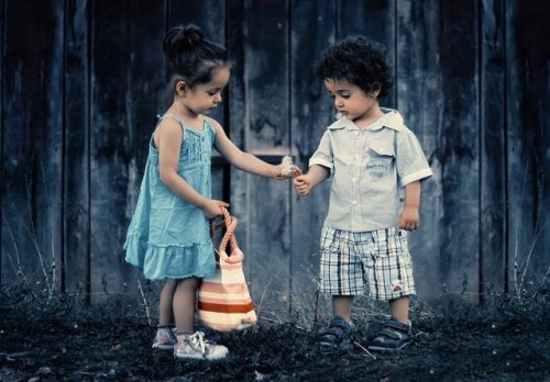 l'égalité commence dans l'enfance