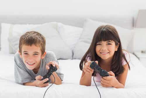 Les bienfaits des jeux vidéo sur les enfants