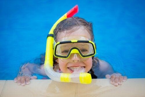 La plongée sous-marine pour enfants permet de renforcer les connaissances et les responsabilités face à l'environnement.