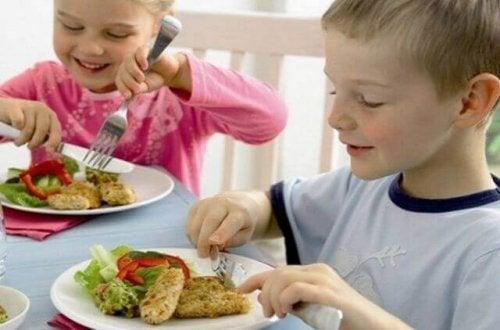 6 recettes de poisson pour les enfants