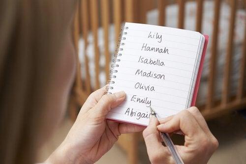 Conseils pour choisir le prénom de votre enfant