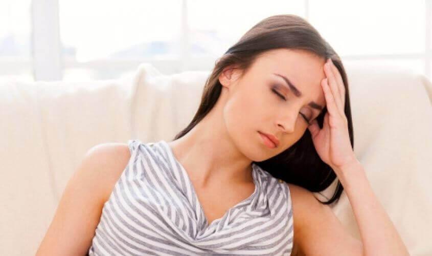L'hyperménorrhée peut être très douloureuse et est souvent due à une faiblesse d'un muscle utérin/